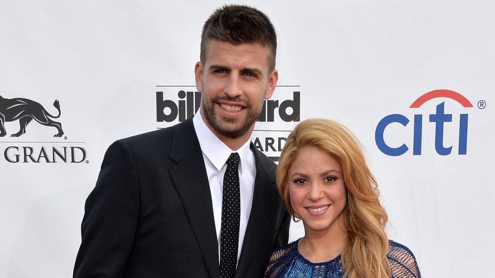 Gerard Piqué, Shakira
