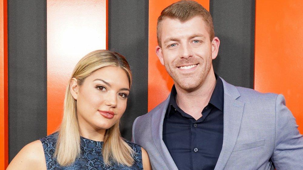 Giannina Gibelli and Damian Powers