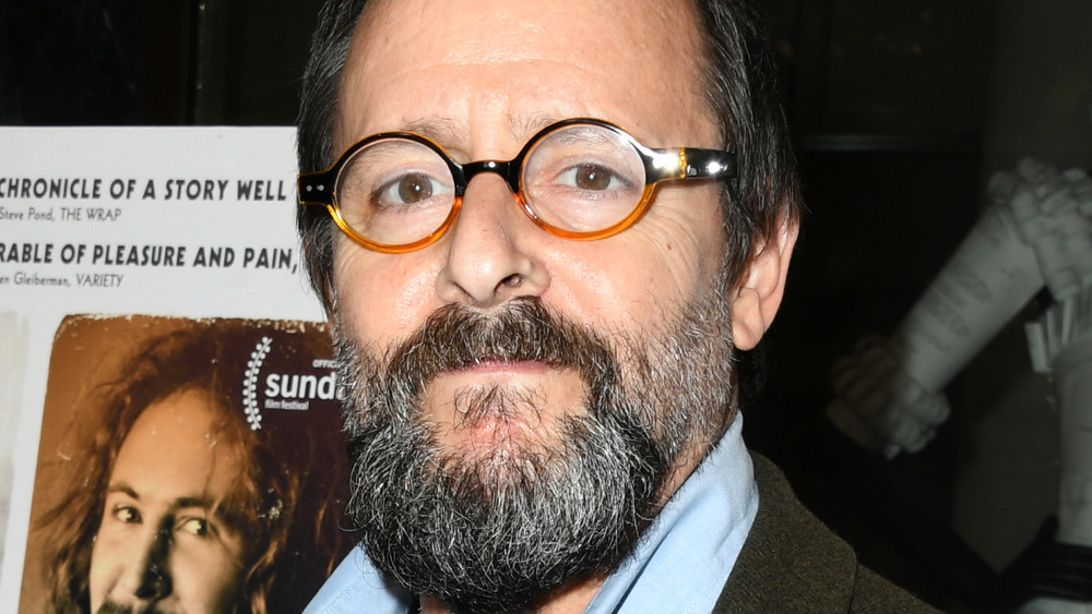 Judd Nelson with glasses red carpet