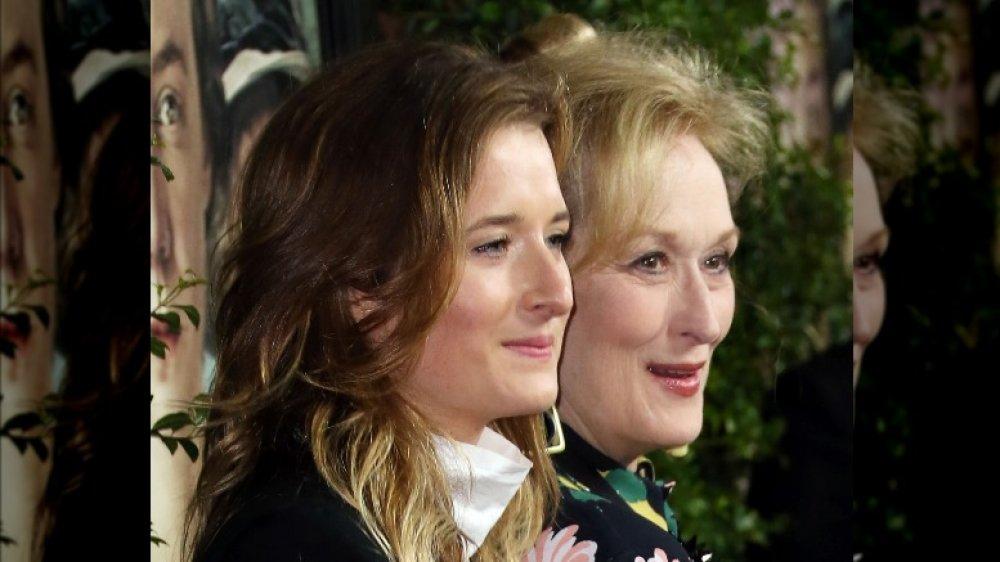 Grace Gummer, Meryl Streep