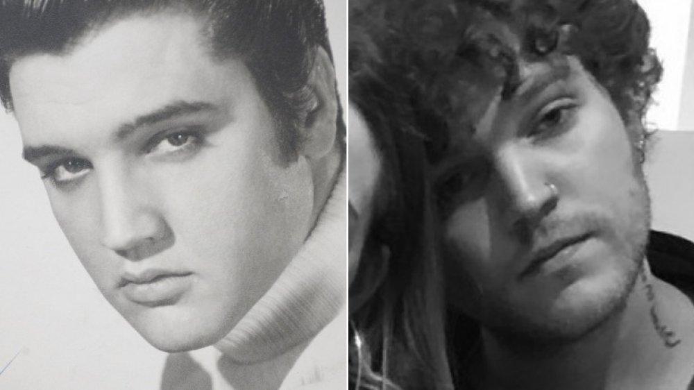 Elvis Presley, Benjamin Keough
