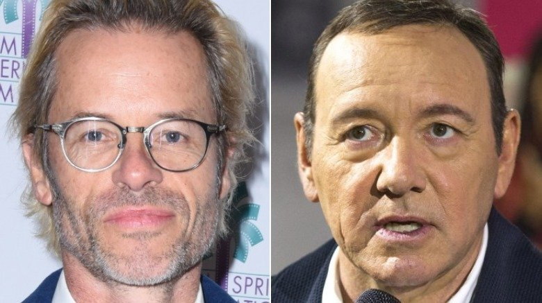 Guy Pearce and Kevin Spacey