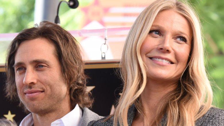 Gwyneth Paltrow and Brad