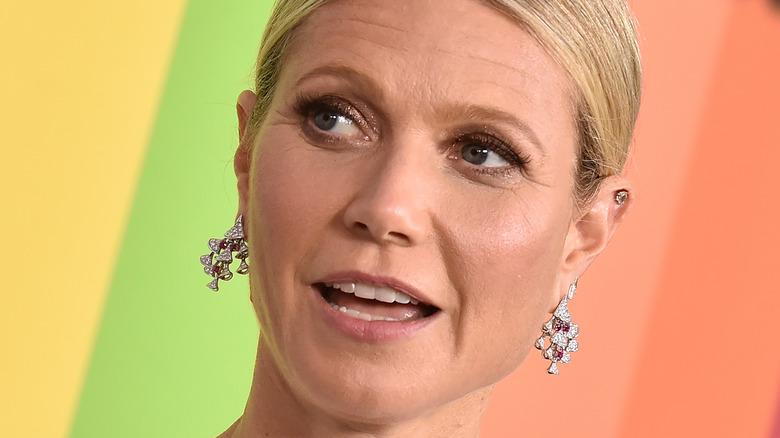 Gwyneth Paltrow surprised