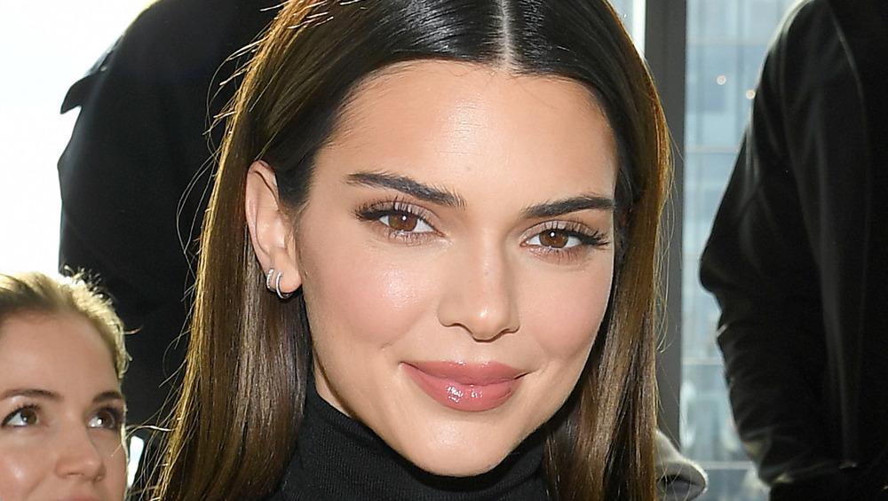 Kendall Jenner smiling