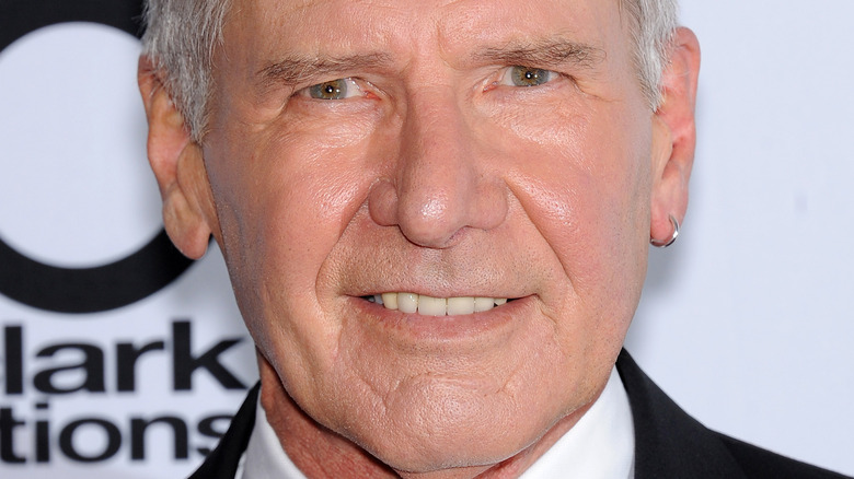 Harrison Ford on red carpet