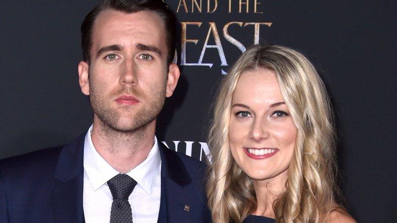 Matthew Lewis and Angela Jones
