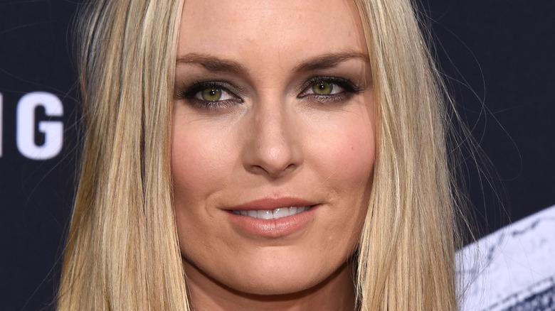 Lindsey Vonn green eyes