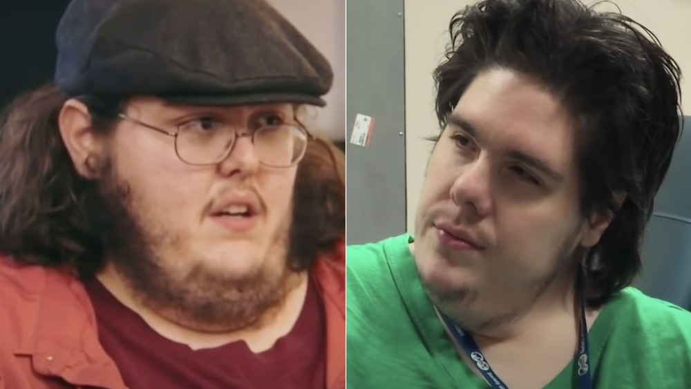 Justin and Steven Assanti from 'My 600-Lb Life' staring