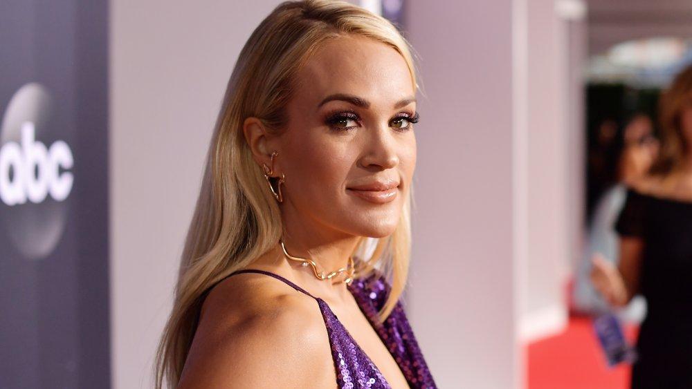 Carrie Underwood fitness
