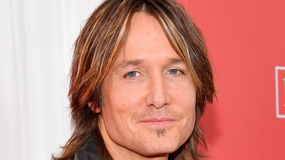 Keith Urban at an event