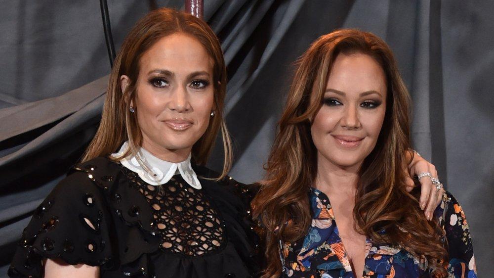 Jennifer Lopez; Leah Remini