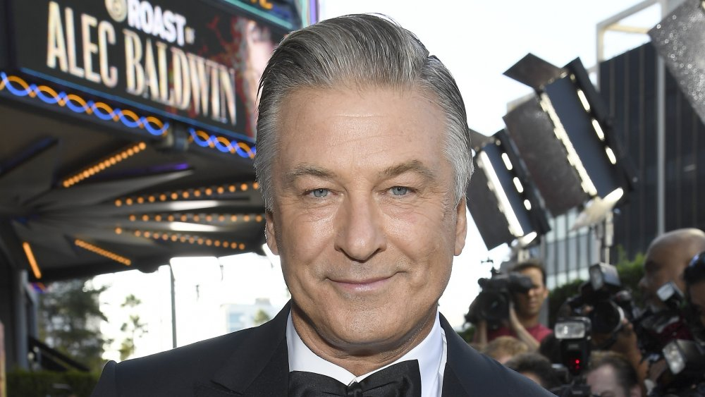 """Alec Baldwin attends SiriusXM's Town Hall with the cast of """"Motherless Brooklyn"""""""