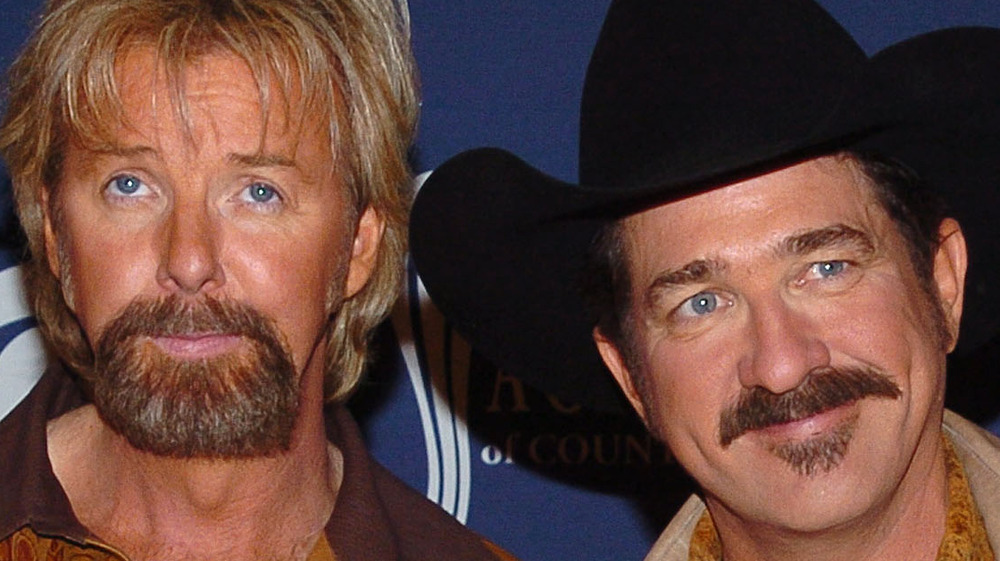 Brooks & Dunn at awards ceremony
