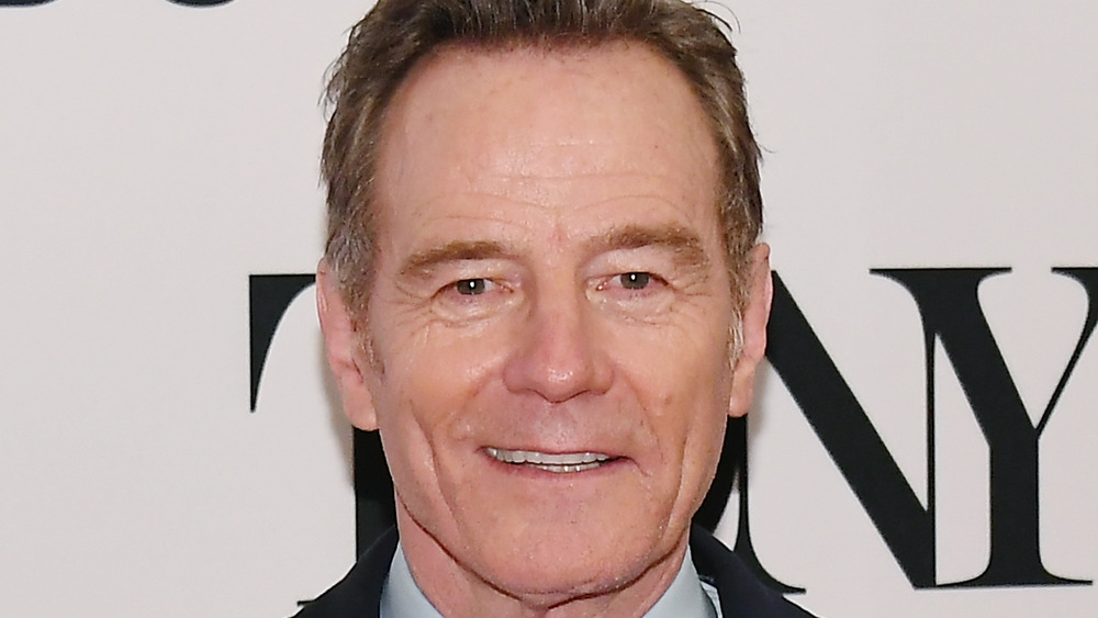 Bryan Cranston smiling at an event