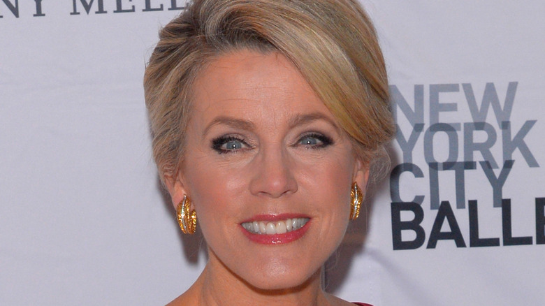 Deborah Norville attends the 8th Annual New York City Ballet Fall Fashion Gala 2019