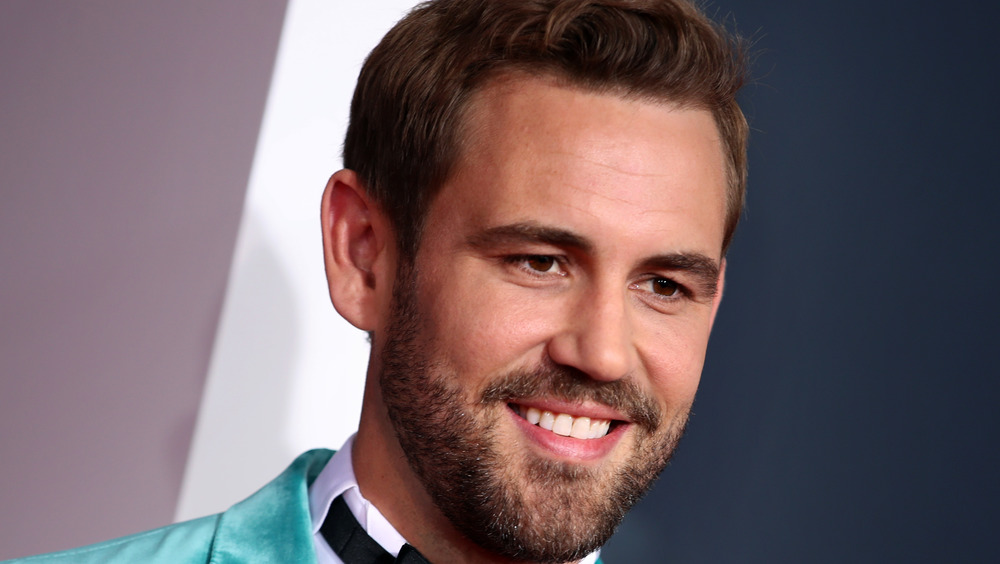 Nick Viall at the American Music Awards