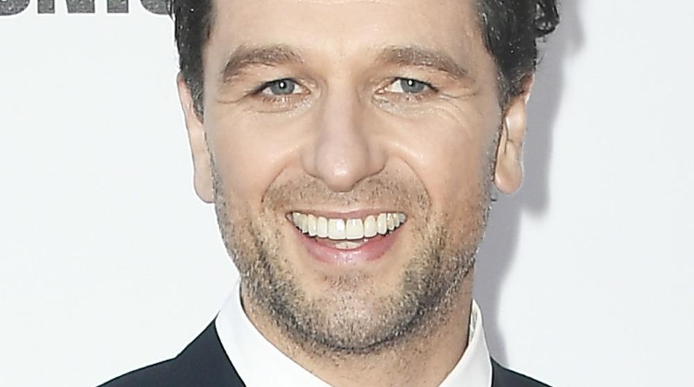 Matthew Rhys smiling