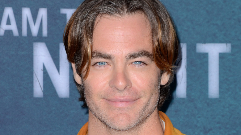 Chris Pine at FYC Event 2019
