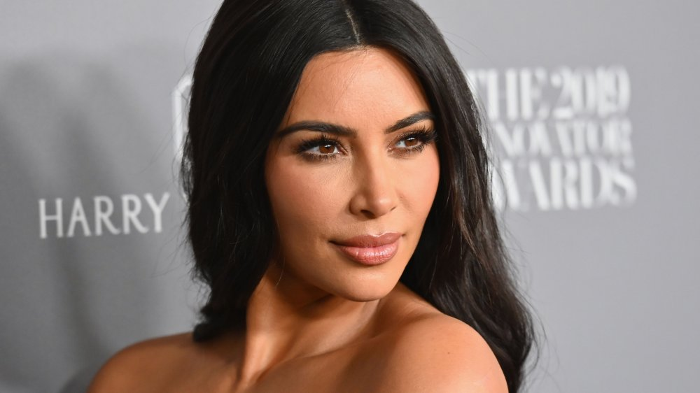 Kim Kardashian West attends the WSJ Magazine 2019 Innovator Awards at MOMA