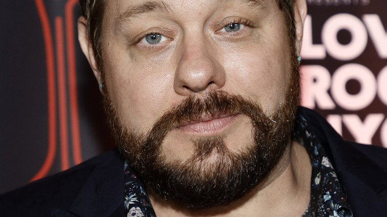 Nathaniel Rateliff at event