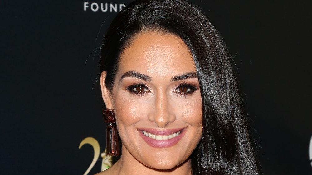 Nikki Bella at 20th Annual Women's Image Awards