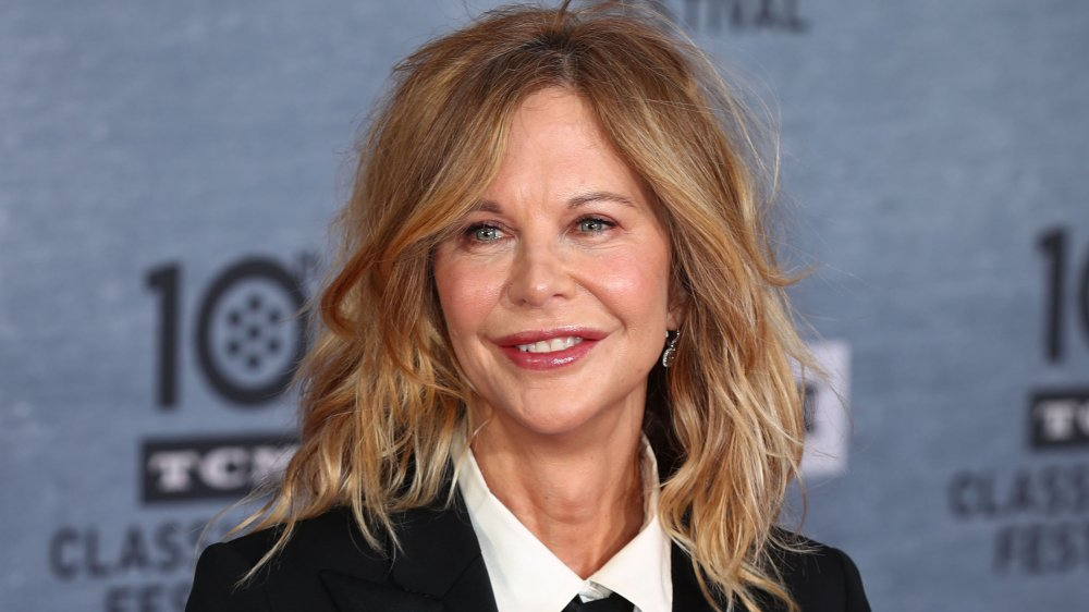 """Meg Ryan arrives at the 2019 TCM Classic Film Festival Opening Night Gala And 30th Anniversary Screening Of """"When Harry Met Sally"""""""