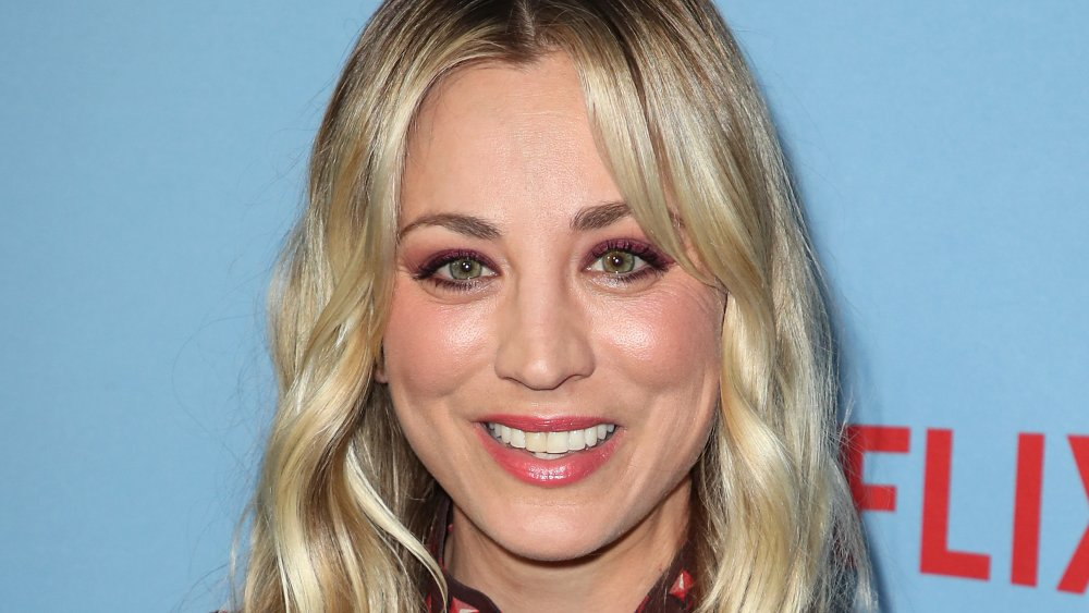 """Kaley Cuoco attends the LA premiere of Netflix's """"Between Two Ferns: The Movie"""""""