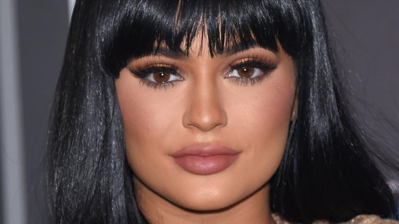 Kylie Jenner at 2015 MTV Movie Awards