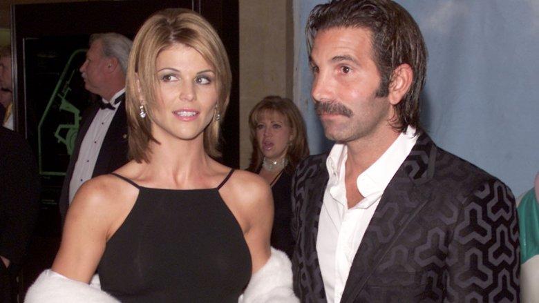 Full House star Lori Loughlin and her husband designer Mossimo Giannulli