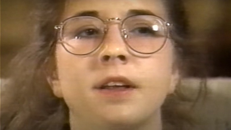 Susan Smith in an interview