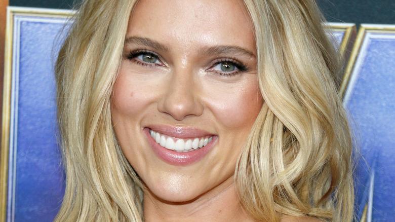 """Scarlett Johansson at the """"Avengers: Endgame"""" premiere"""