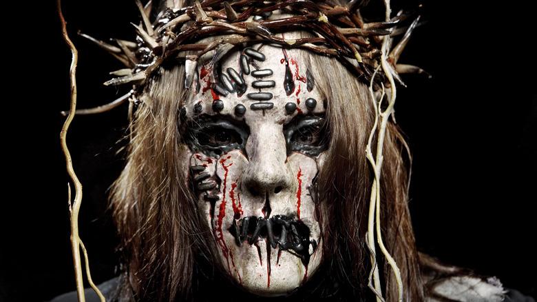 Joey Jordison in file photo