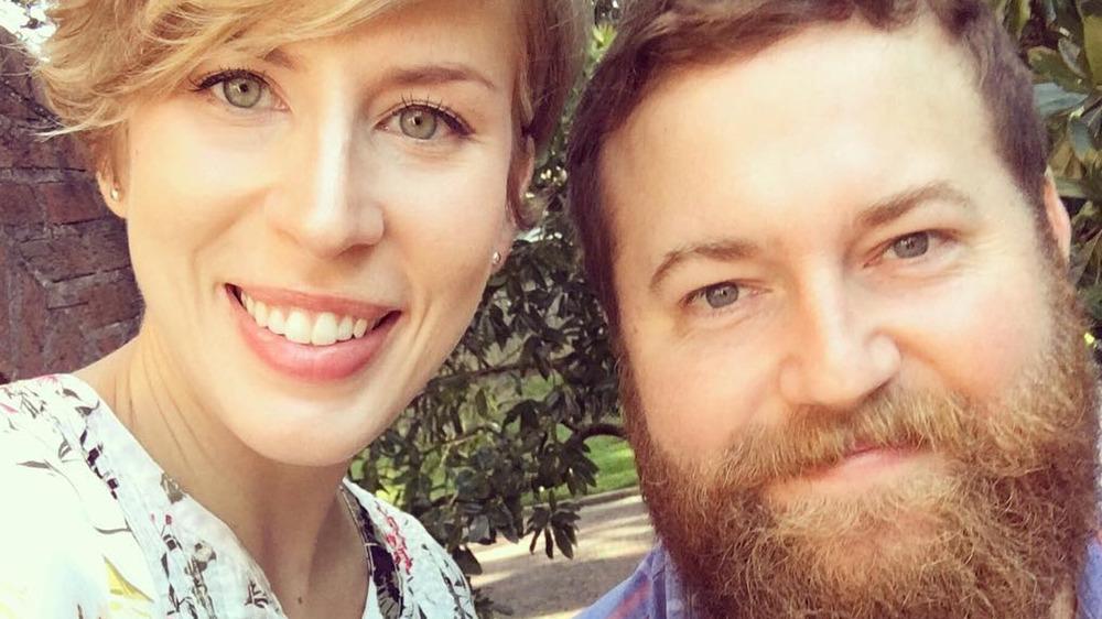 Erin and Ben Napier selfie