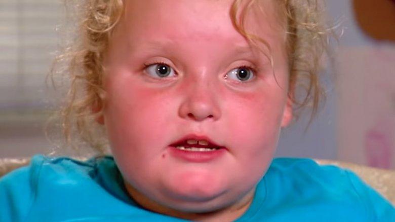 """Alana """"Honey Boo Boo"""" Thompson"""