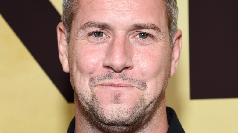Ant Anstead on red carpet