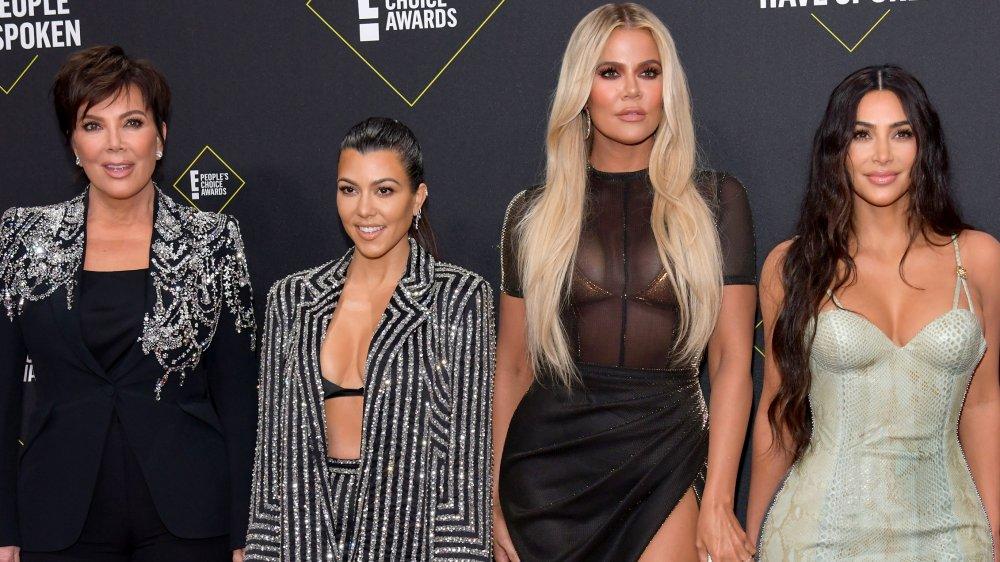 Kris Jenner, Kourtney Kardashian, Khloe Kardashian, Kim Kardashian