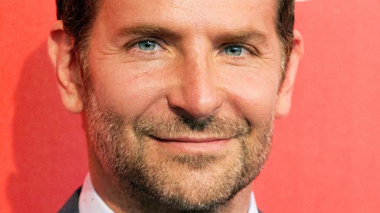Bradley Cooper blue eyes