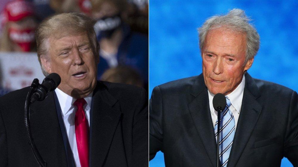 Donald Trump, Clint Eastwood