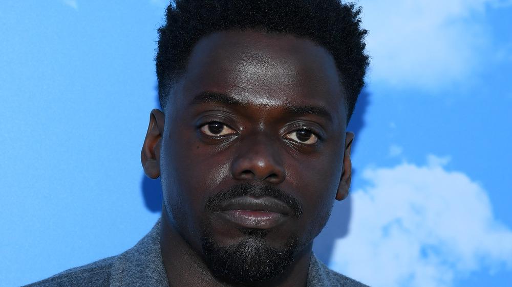 Daniel Kaluuya on the red carpet