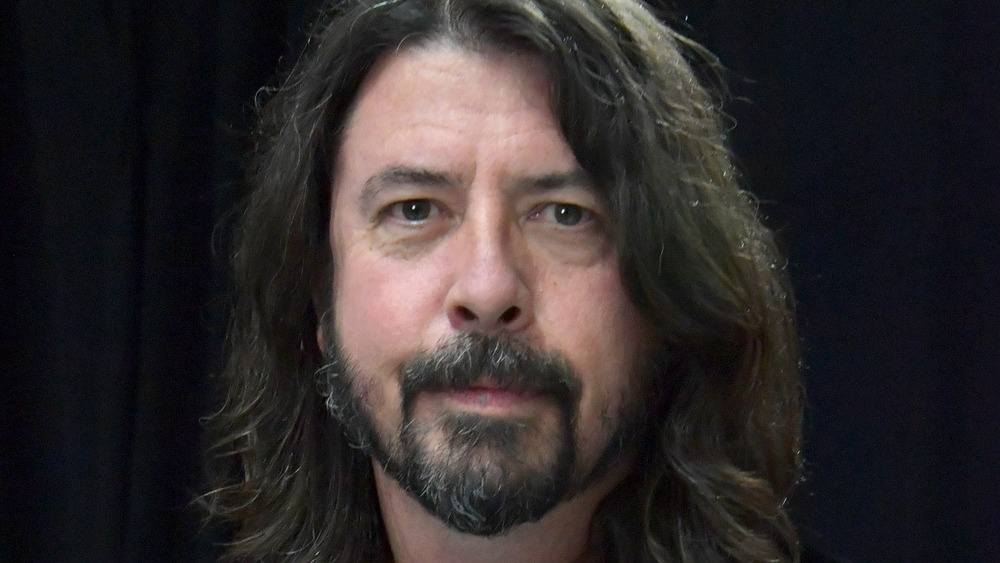 Dave Grohl at the 2020 Grammys
