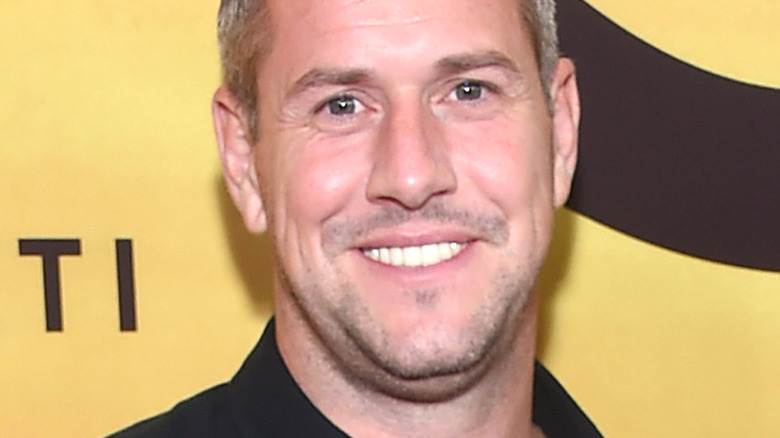 Ant Anstead smiling and looking at camera