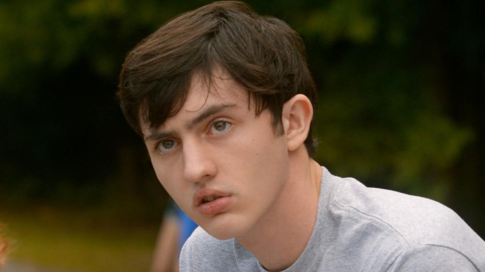 Gianni DeCenzo staring