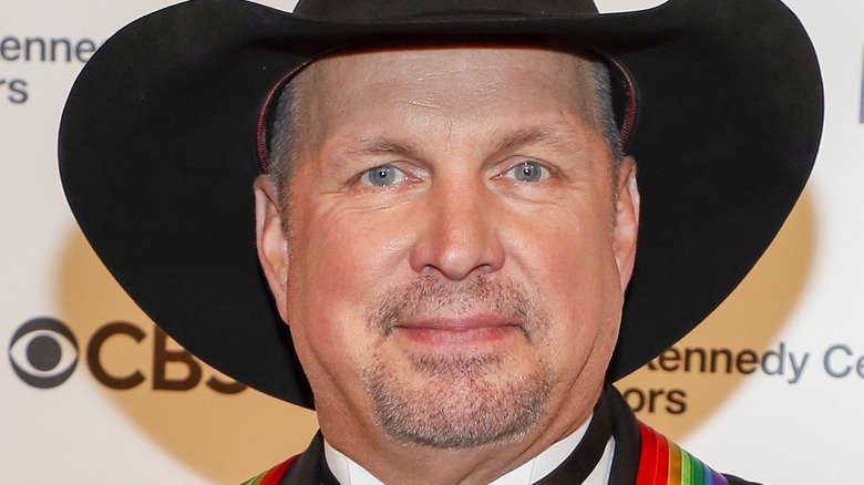 Garth Brooks at the 43rd Annual Kennedy Center Honors May 2021