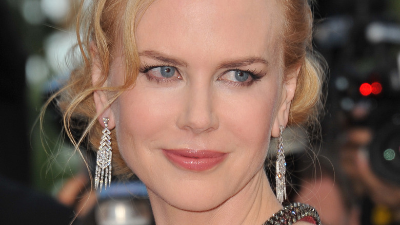 Nicole Kidman at the Cannes Film Festival