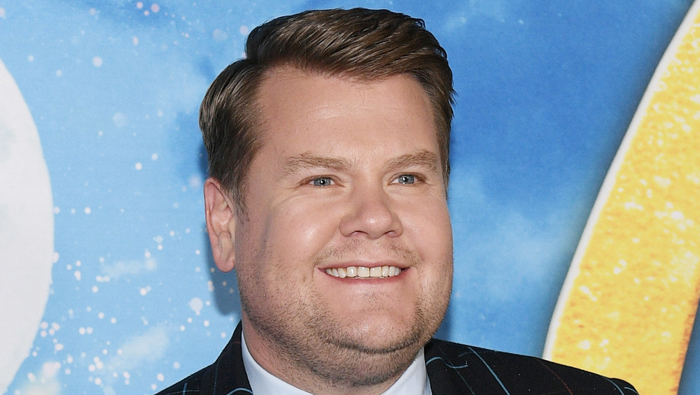 James Corden at the 'Cats' premiere