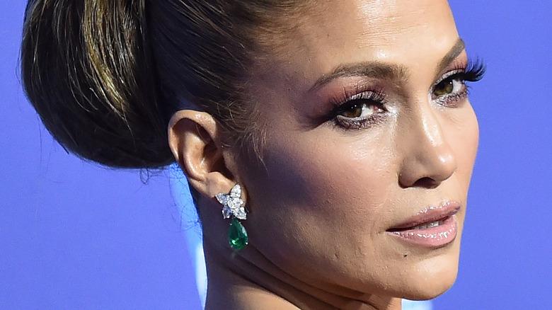 Jennifer Lopez at 2020 event