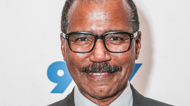 Bill Whitaker attends 'Fifty Years of 60 Minutes' event on November 6, 2017