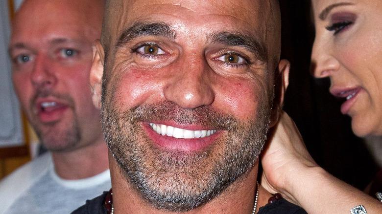 Joe Gorga smiling