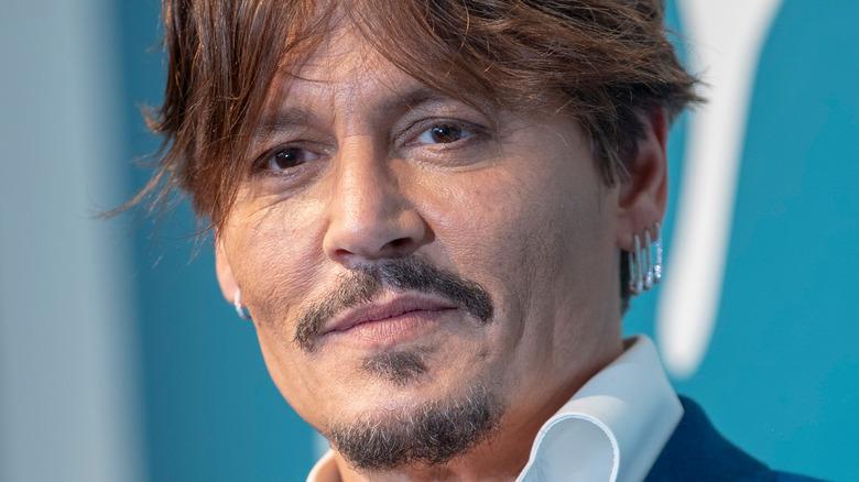 Johnny Depp in 2019